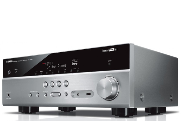 av receiver yamaha rx v585 titan elvia pro. Black Bedroom Furniture Sets. Home Design Ideas