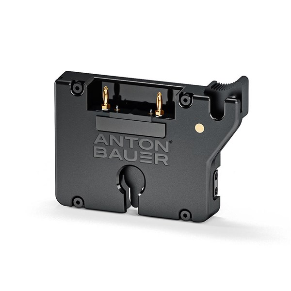 Anton Bauer Micro Gold Mount Bracket with Dual P-Taps