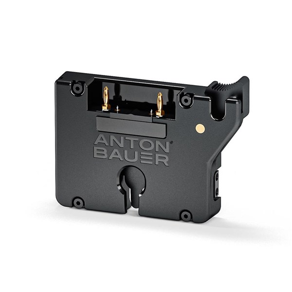 Anton Bauer Micro Gold Mount Bracket with P-Tap & USB
