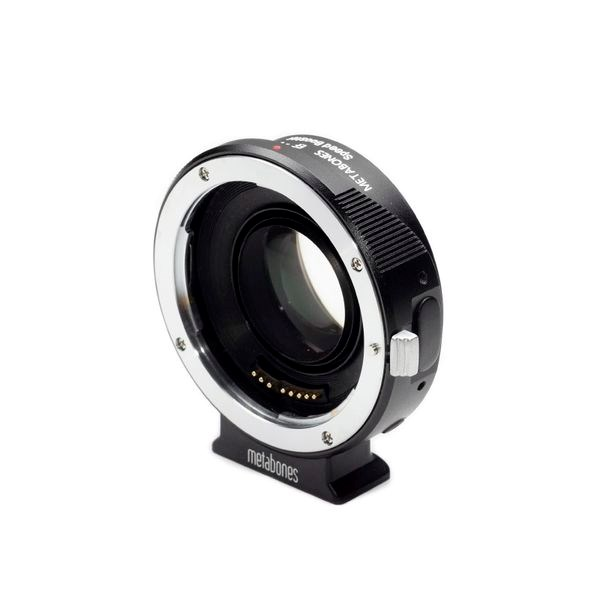Canon EF Lens to Sony NEX Speed Booster ULTRA II