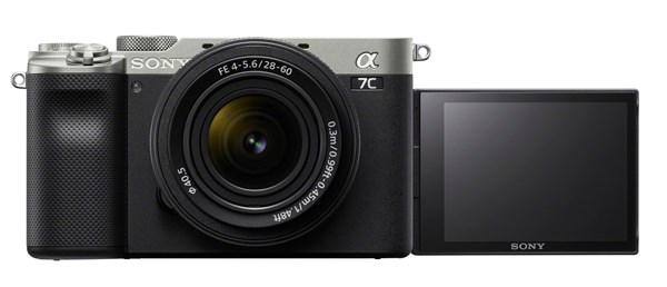 SONY ILCE-7CL (ALPHA 7C) SILVER