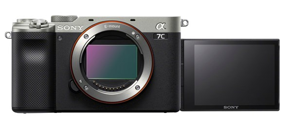 SONY ILCE-7C (ALPHA 7C) SILVER