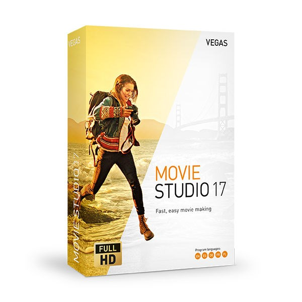 Vegas MOVIE STUDIO 17 ESD