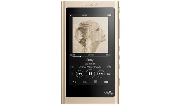 SONY NW-A55L 16GB GOLD