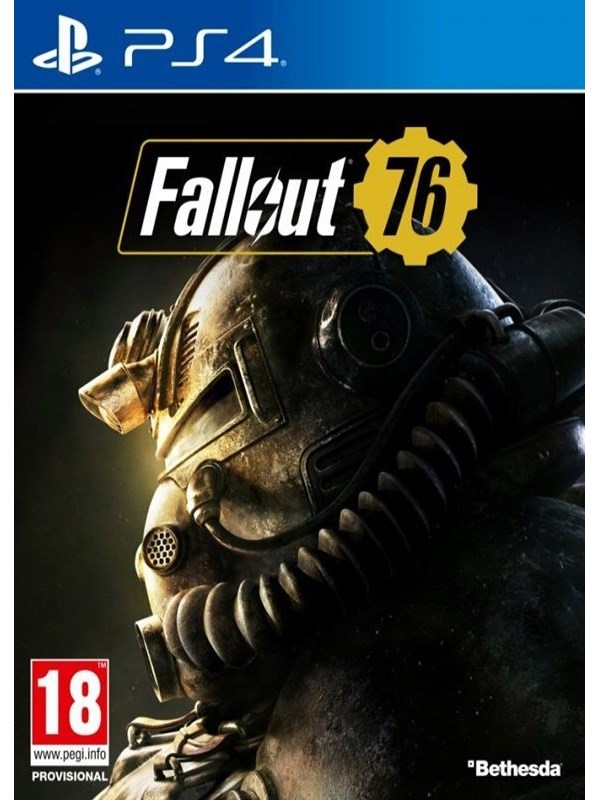 PS4 hra Fallout 76