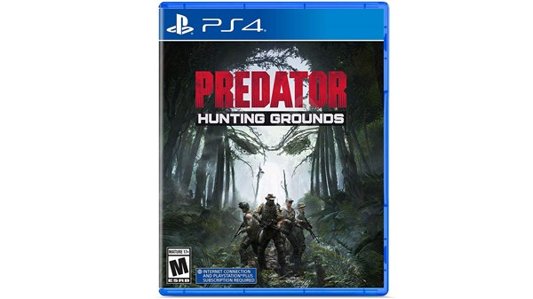 PS4 Predator: Hunting Grounds