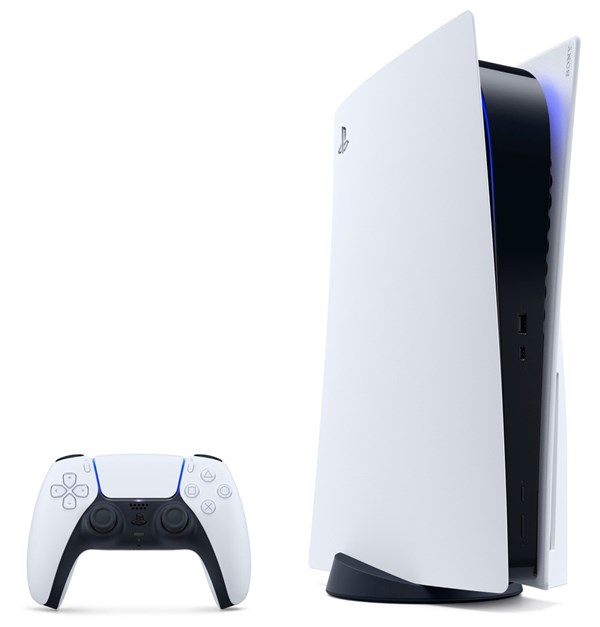 PLAYSTATION 5 825GB White