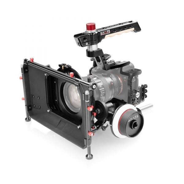 Shape Sony A7S3 Kit with Matte Box and Follow Focus