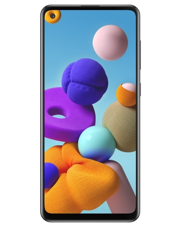 SAMSUNG GALAXY A21s 3/32GB (A217F) BLACK