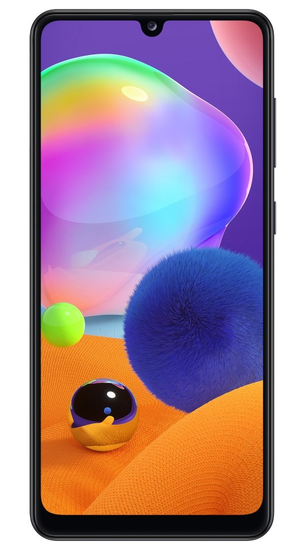 SAMSUNG GALAXY A31 (A315F) BLACK