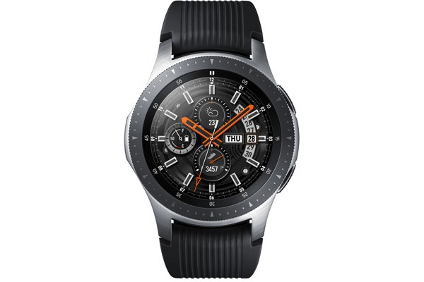 SAMSUNG GALAXY WATCH (SM-R800NZSAXEZ) SILVER
