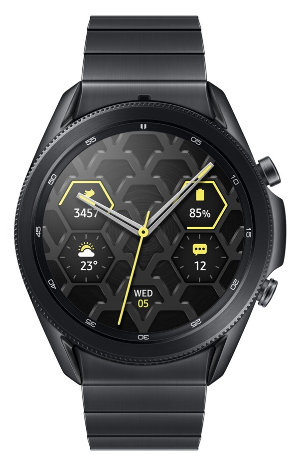 SAMSUNG GALAXY WATCH 3 (SM-R840) 45 mm TITANIUM