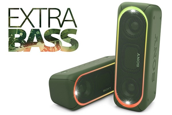 SONY SRS-XB30 GREEN