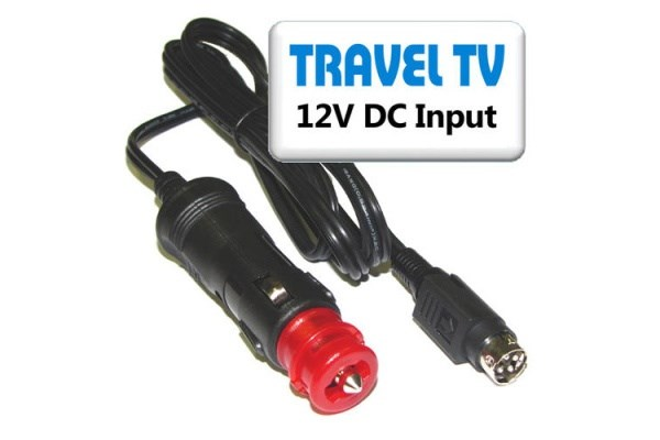 Travel TV 12V DC