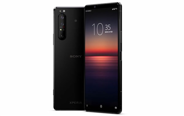 SONY XPERIA 1 II Single SIM BLACK