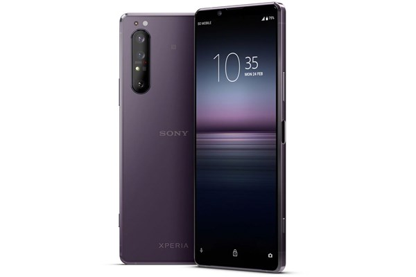 SONY XPERIA 1 II Single SIM PURPLE