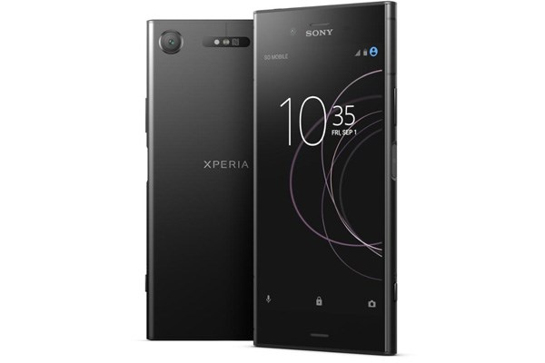 SONY XPERIA XZ Premium - CHROME BLACK