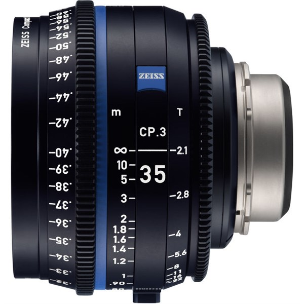 Zeiss CP.3 35mm E objektiv
