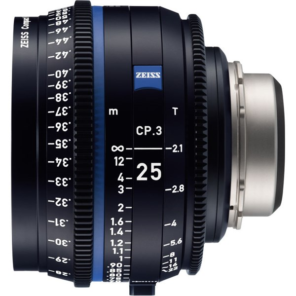 Zeiss CP.3 25mm E objektiv