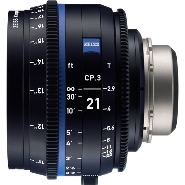 Zeiss CP.3 21mm E objektiv
