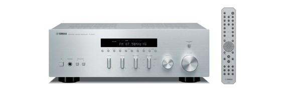 stereo receiver yamaha r s300 st brn elvia pro. Black Bedroom Furniture Sets. Home Design Ideas