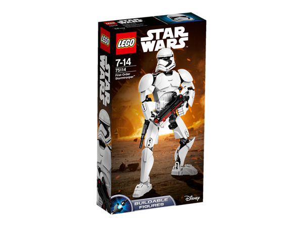 Lego 75114 Star Wars First Order Stormtrooper™