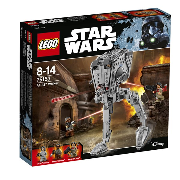 Lego 75153 Star Wars AT-ST™ Chodec