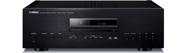 YAMAHA CD-S3000 BLACK