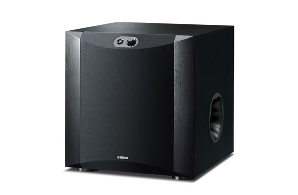 aktivn subwoofer yamaha ns sw300 250w elvia pro. Black Bedroom Furniture Sets. Home Design Ideas