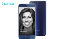 HONOR 8 Premium 64 GB Dual SIM Modrý