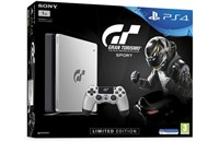 PLAYSTATION 4 1TB SLIM Black LE + GT Sport