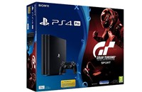 PLAYSTATION 4 PRO 1TB Black + GT Sport a That's You