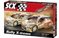 Alltoys Autodráha C2 Rally X-treme 1:32