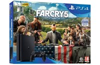 PLAYSTATION 4 1TB Black +  Far Cry 5