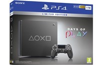 PLAYSTATION 4 1TB SLIM Black LE Days of Play