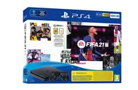 PLAYSTATION 4 500GB SLIM FIFA 21 + 2x ovladač