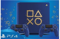 PLAYSTATION 4 500GB SLIM Days of Play + 2x ovladač