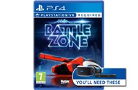 PS4 Battlezone VR