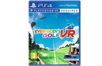 PS4 Everybody´s Golf VR