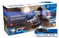 PS4 Far Point VR + Aim Controller