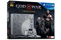 PLAYSTATION 4 PRO 1TB Limited Edition + God of War