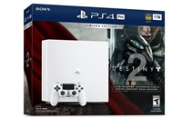 PLAYSTATION 4 PRO 1TB White + Destiny 2