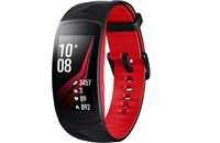 SAMSUNG GEAR  Fit2 Pro (SM-R365NZRAXEZ) BLACK/RED