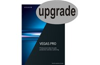Upgrade na VEGAS™ Pro 15 a VEGAS DVD Architect
