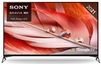 Sony Bravia X93J s Google TV a Cognitive Processorem XR
