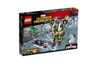 Lego 76057 Super Heroes Spiderman: Past z chapadel doktora Ocka